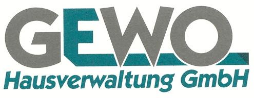 GEWO Hausverwaltung GmbH Logo